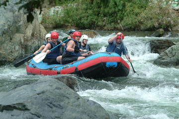 Jarabacoa White Water Rafting...