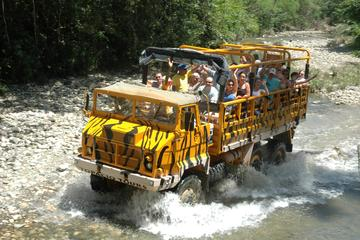 Mega Truck Day Trip from Puerto Plata
