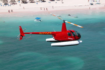 Punta Cana Helicopter Tour with Hotel Pickup and Drop-Off