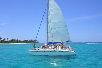 Saona Island Catamaran Cruise