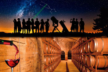 Mallorca Astronomical Tour with Winery Visit at Night