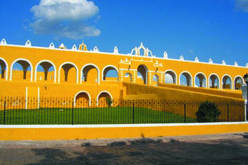 Izamal Full-Day City Tour from Merida