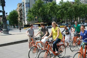 Merida City Sightseeing Bike Tour