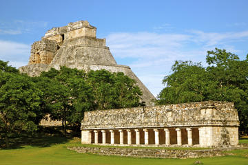 Uxmal and Kabah Cultural and Archaeological Day Tr