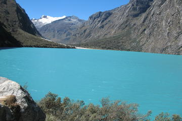 CORDILLERA BLANCA CIRCUIT the virgin...