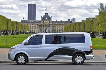 Parijs vertrektransfer per shuttlebus: luchthaven Orly (ORY)