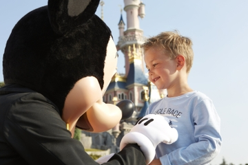 Privétransfer: Disneyland Resort Paris