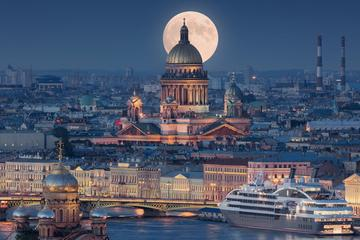 Private St. Petersburg Tour with Boat...