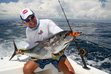 Half Day Sport Fishing from Playa del Coco Area