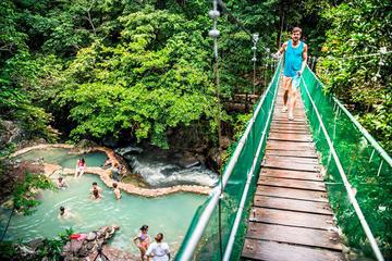 Hot Springs Tour at Rincon de la Vieja Volcano