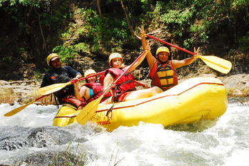 River Rafting Class 3-4 from Playa del Coco area
