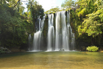 Visit Cortes Waterfall from Playa del...