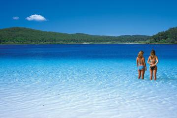 Tour in een 4x4 naar Fraser Island vanuit Noosa of Rainbow Beach