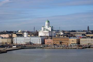 Private Helsinki City Center Walking...