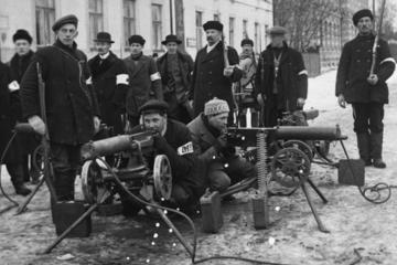 Private Helsinki Walking Tour: The Finnish Civil War 1918