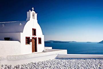 Half- or Full-day Private Custom Santorini Island Tour