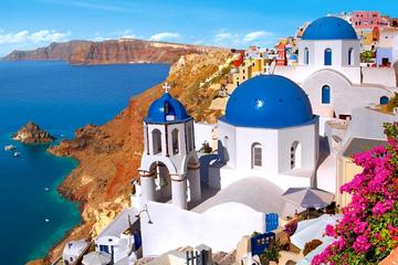 Private Full-Day Santorini...