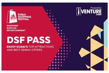 Dubai Shopping Festival Flavour Pass