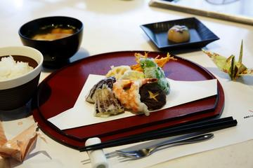 Tokyo: Tempura Cooking Class at Japan's Leading Culinary School