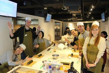 Tokyo Tsukiji Fish Market Walking Tour and Japanese Washoku Cooking...