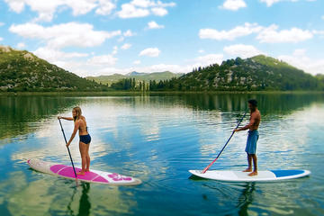 Bacina Lakes Stand Up Paddle Tour