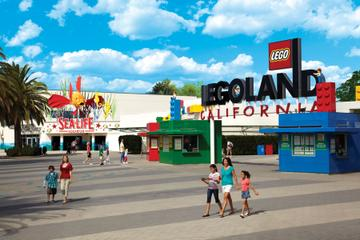 LEGOLAND California mit Transport