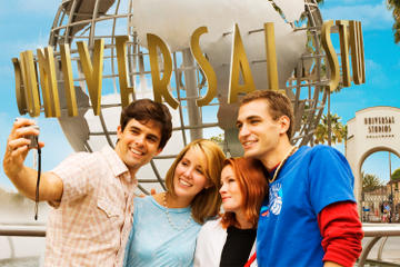 Universal Studios Hollywood und Filmstars