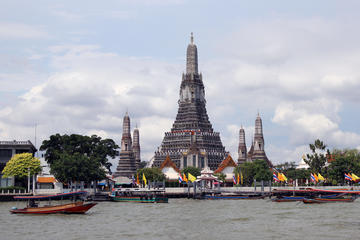 Half-Day Guided Bangkok Sightseeing Tour by Public Transport
