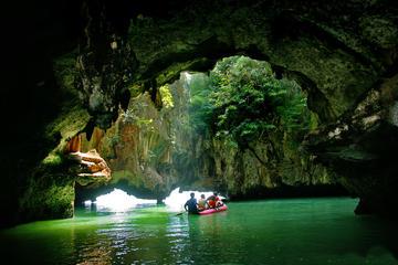 Phang Nga Cave Canoe Trip from Phuket