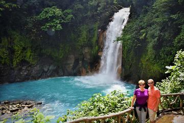 Rio Celeste Waterfall Hike by Arenal Expeditions