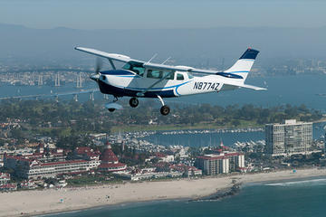 Aerial Tour of all of San Diego
