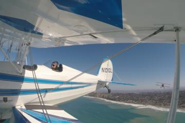 San Diego Biplane Coast and Bay Tour