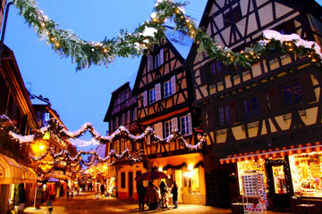 Alsace Wine Route Tour plus Christmas...