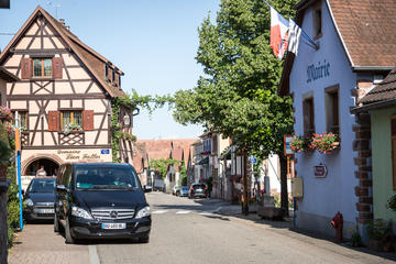 Full-Day Alsace Villages and Wine Tasting Small-Group Tour from Strasbourg