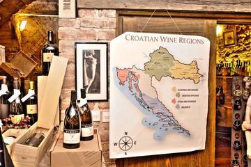 2-Hour Zagreb Wine Tasting Experience