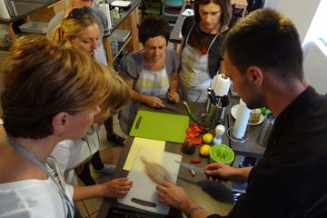3-Hour Zagreb Cooking Class with Market Visit