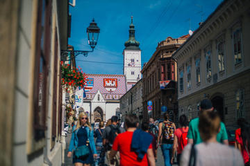Zagreb Private Walking City Tour Through the Eyes of a Local