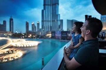Dubai Sightseeing Tour including At the Top Burj Khalifa and Buffet...