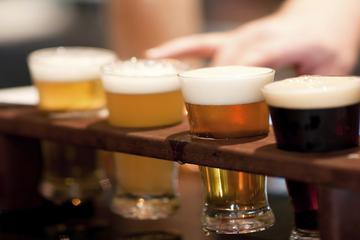 Boston Brauereitour plus Mittag- oder Abendessen