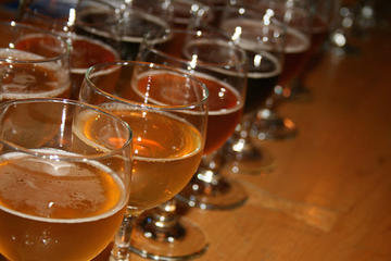 Book Burlington Brewery Tour with Lunch or Dinner on Viator