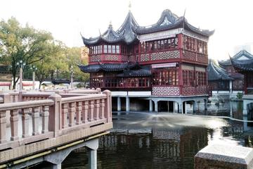 Private Day Tour: Shanghai Splendid...