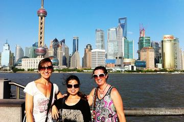 Private Day Tour: Shanghai Splendid Highlights of Old and New