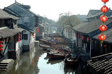 Private Day Trip: Suzhou and Water Town Zhouzhuang Visiting From...