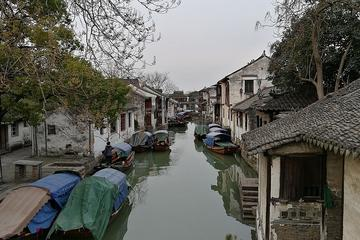 Private Day Trip to Suzhou and Water Town Zhouzhuang or Tongli from...