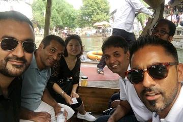 Private Day Trip to Zhujiajiao Water Town including Shanghai City...