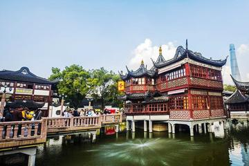 Private Half Day Shanghai City Highlights Tour with Lost Heaven Dining