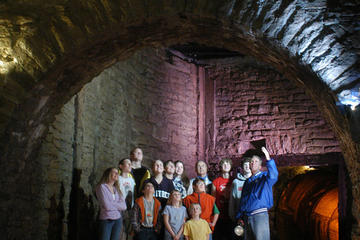 Book Lockport Cave Admission and Underground Boat Ride on Viator