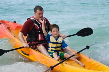 Excursión en kayak por las cuevas de...