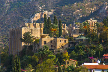 Small Group Tour to St. Hilarion Castle and Bellapais Monastery in Kyrenia