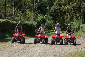 ATV Tour from Manuel Antonio with...